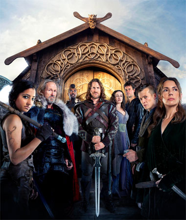 Beowulf: Return To The Shieldlands, la série de 2016