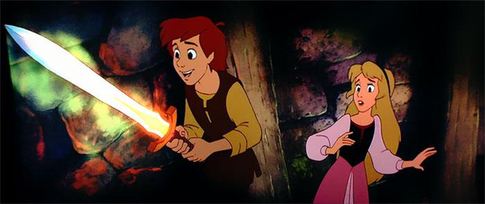 Taram et le chaudron magique (1985) photo