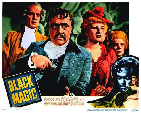 Cagliostro, le film de 1949