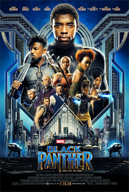 Black Panther, le film de 2018