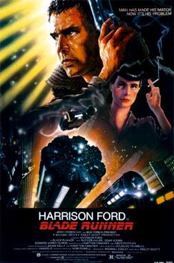 Blade Runner, le film de 1982 (poster)