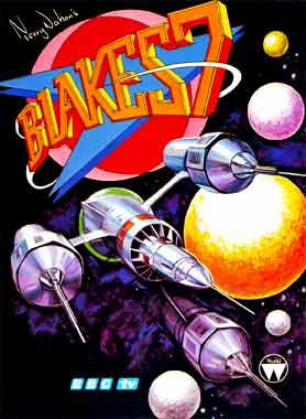 Blake 7, la série télévisée de 1978