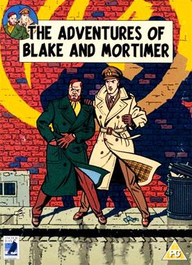 Blake et Mortimer, la série animée de 1997