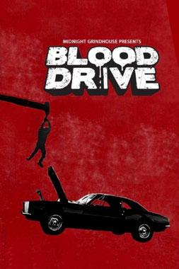 Blood Drive, la série télévisée de 2016