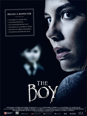 The Boy, le film de 2016