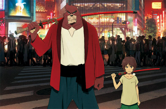 The Boy And The Beast, le film animé de 2015