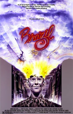 Brazil, le film de 1985