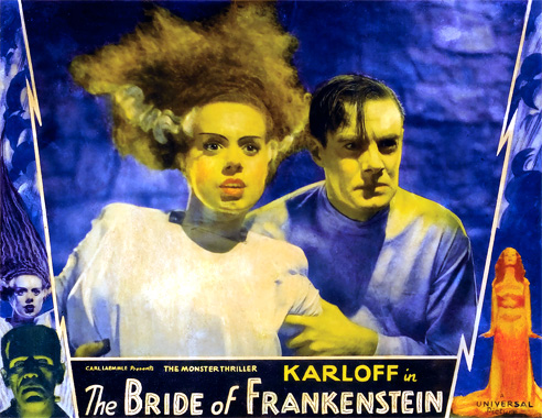 La Fiancée de Frankenstein, le film de 1935