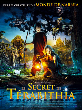 Le Secret de Térabithia, le film de 2007