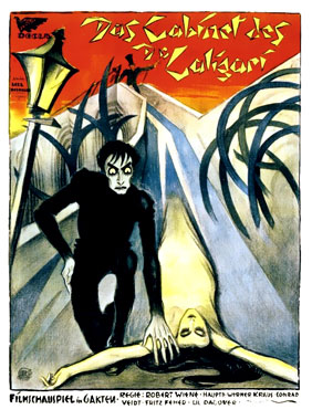 Le cabinet du docteur Caligari, le film de 1920