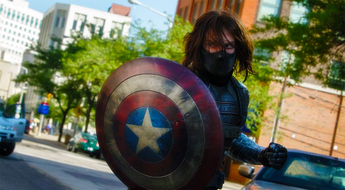 Captain America 2: Le soldat de l'hiver (2014) photo