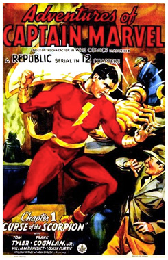Captain Marvel, le serial de 1941
