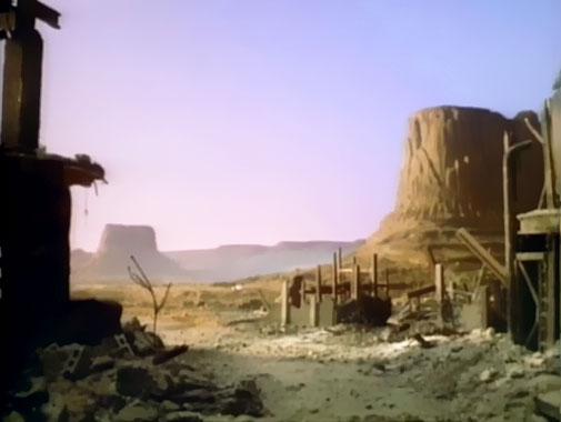 Captain Power et les soldats du futur, la série de 1987
