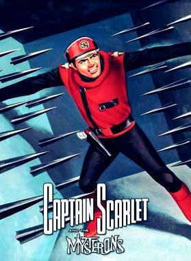 Capitaine Scarlet, la série animée de 1967