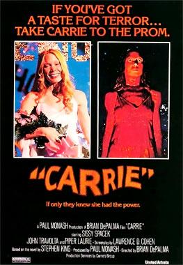 Carrie au bal du Diable, le film de 1976