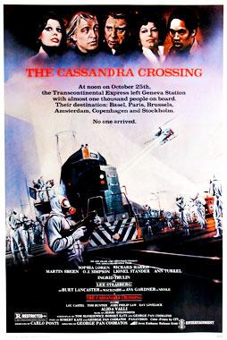 Le pont de Cassandra, le film de 1976