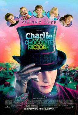 Charlie et la chocolaterie, le film de 2005