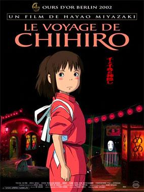 Le voyage de Chihiro, le film animé de 2001