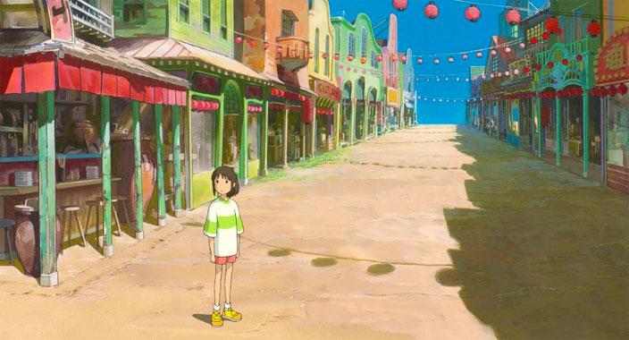 Le voyage de Chihiro (2001), photo