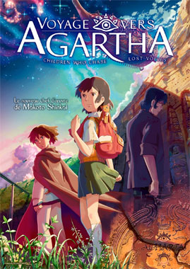 Voyage vers Agartha, le film animé de 2011