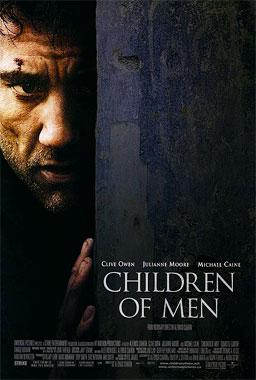 Les fils de l'homme, le film de 2006