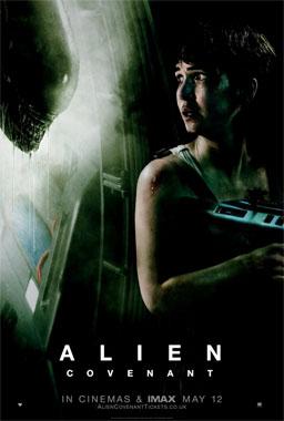 Alien : Covenant, le film de 2017