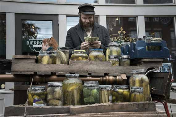 An Americain Pickle, le film de 2020