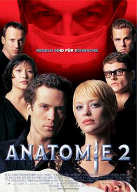 Anatomie 2, le film de 2003
