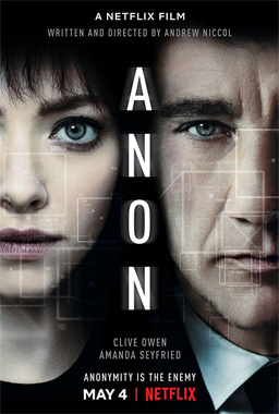 Anon, le film de 2018