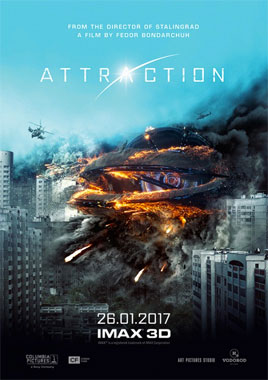 Attraction, le film de 2017