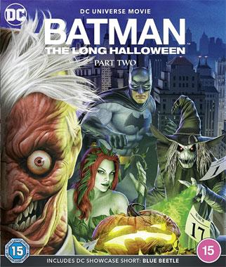 Batman : Le long Halloween, part 2, le film animé de 2021