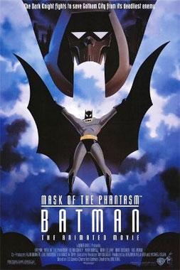 Batman contre le fantôme masqué, le film animé de 1993