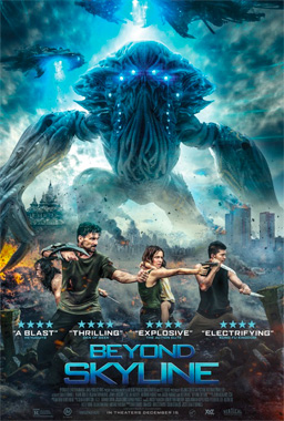 Beyond Skyline, le film de 2017