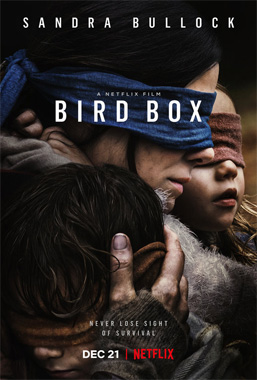 Bird Box, le film de 2018