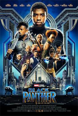 Black Panther, le film de 2018
