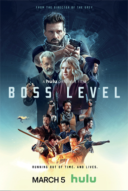 Boss Level, le film de 2021