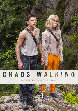 Chaos Walking, le film de 2019