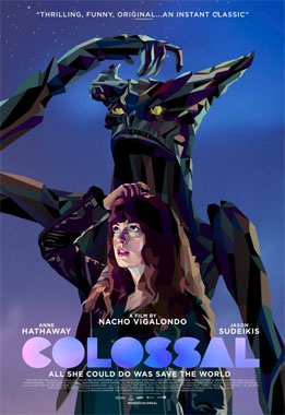 Colossal, le film de 2017