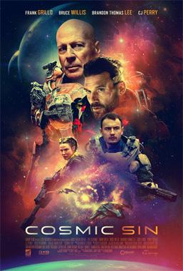 Cosmic Sin, le film de 2021
