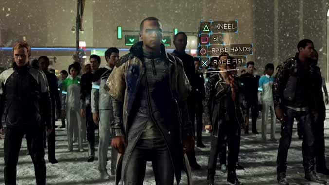 Detroit: Become Human, le jeu vidéo de 2018