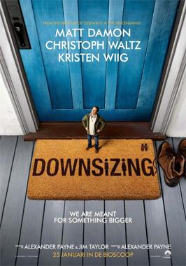 Downsizing, le film de 2017