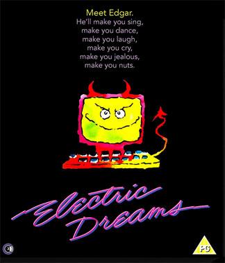 Electric Dream (1984), la Belle et l'Ordinateur, le blu-ray anglais de 2017