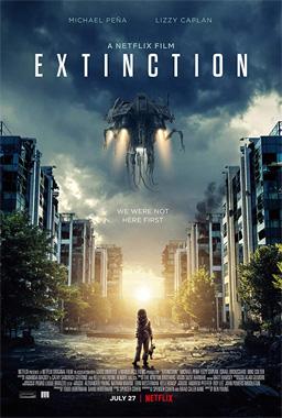 Extinction, le film de 2018