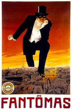 Fantomas, le serial de 1913