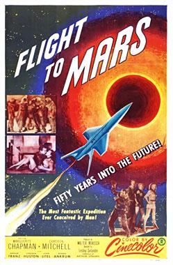 Flight To Mars, le film de 1951
