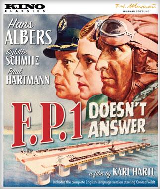 F.P.1 ne répond plus, le film de 1932