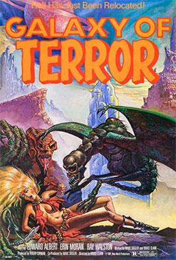 Galaxy Of Terror, le film de 1981