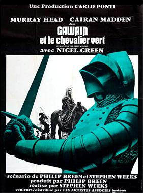 Gawain et le Chevalier Vert, le film de 1973