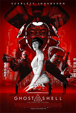 Ghost In The Shell, le film de 2017