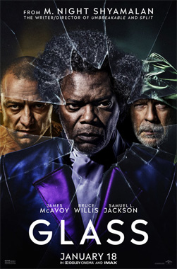 Glass, le film de 2019